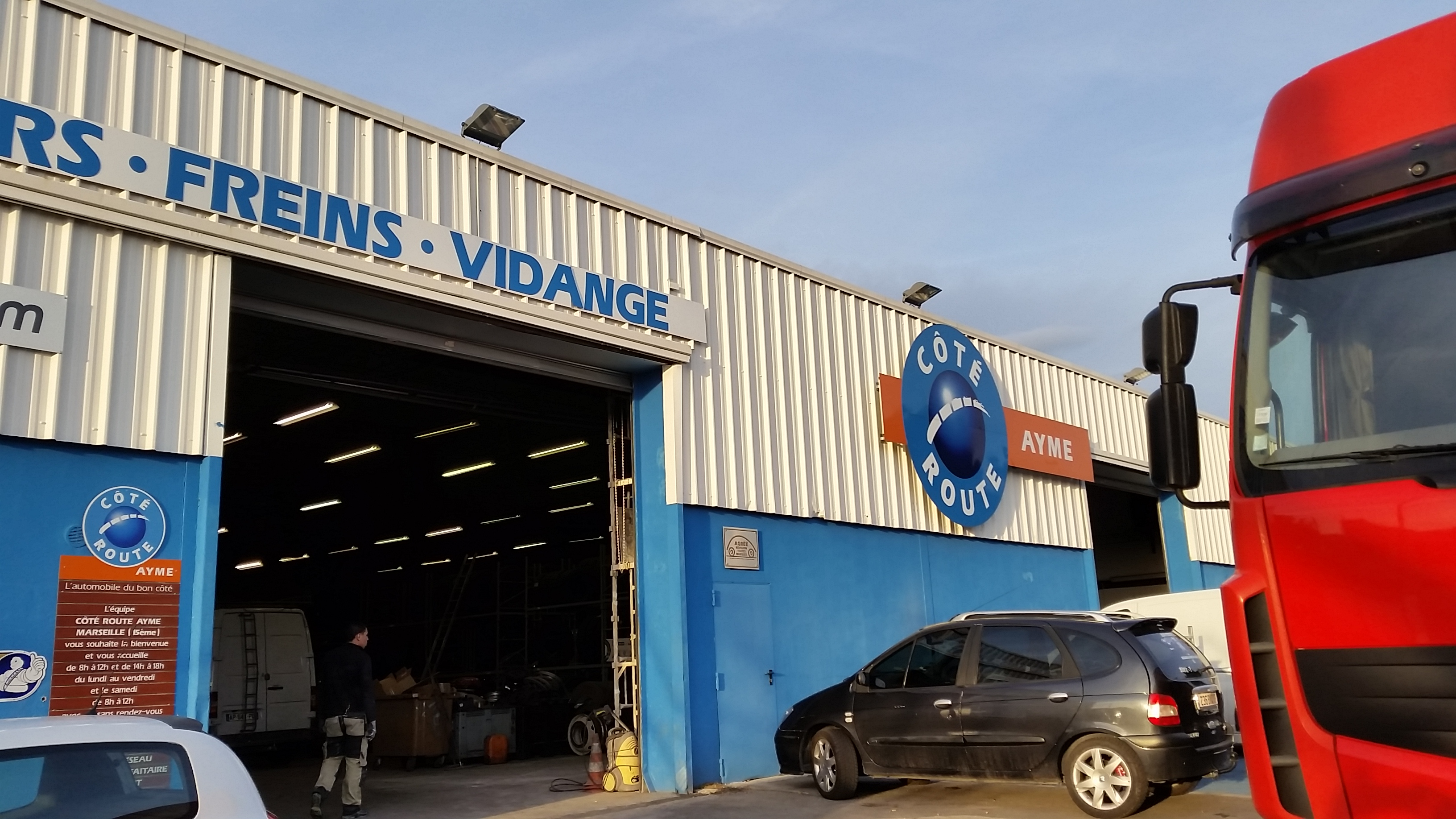 garage pneus poids lourds marseille ds r novation ForGarage Pneu Marseille